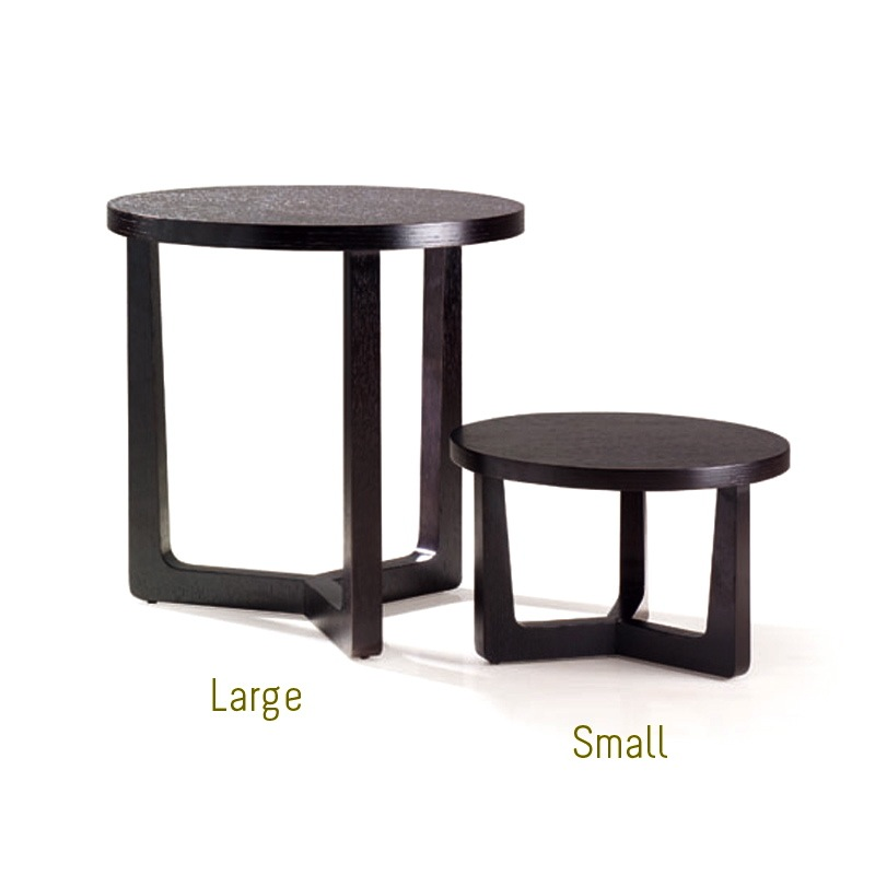 Kira Coffee Table Black Small Star And Moss